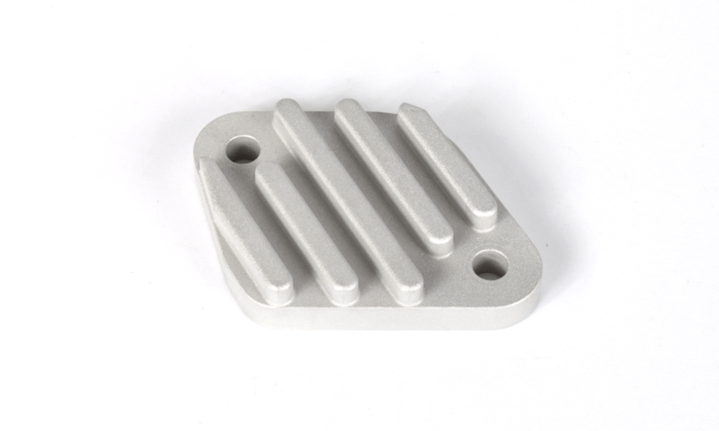 Model B Fuel Pump Block off Plate